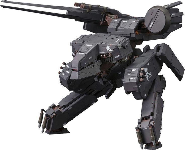 KOTOBUKIYA - Metal Gear Solid: Metal Gear Rex Black Mk - € 93.00