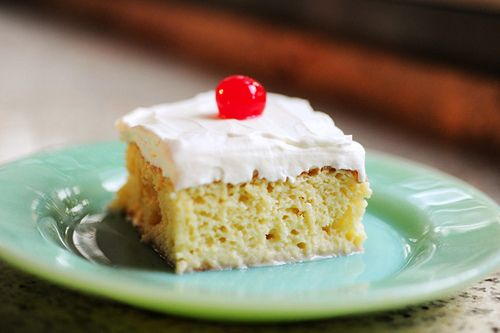 Tres Leches cake--to die for!