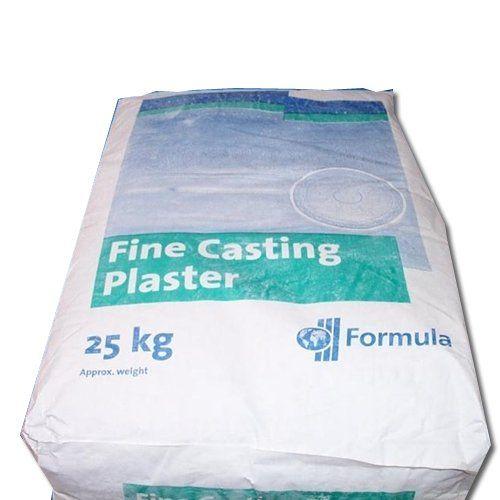 25kg Fine Casting Plaster (plaster of paris) Formula http://www.amazon.co.uk/dp/B004BE9U52/ref=cm_sw_r_pi_dp_RQ6Rwb0JCRD0K