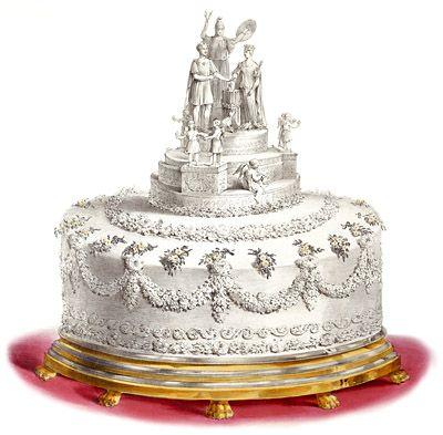 Victorian Wedding CAKES   http://www.victorianamagazine.com/royalty/images ...