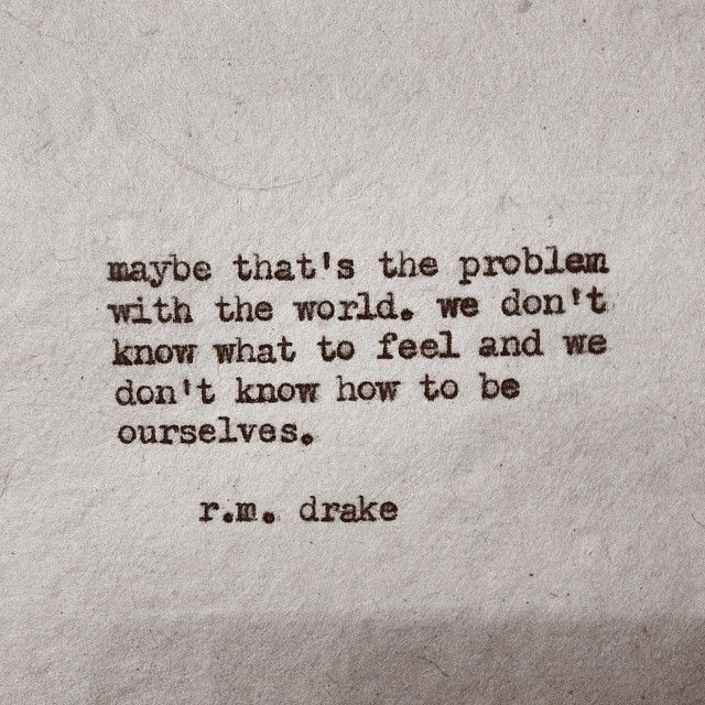 R. M. Drake @rmdrk Instagram photos | Websta