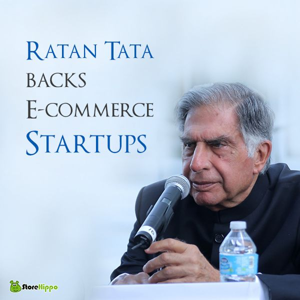 Tata Sons' chairman emeritus Ratan Tata has a penchant for e-commerce startups. #Ecommerce #Startups