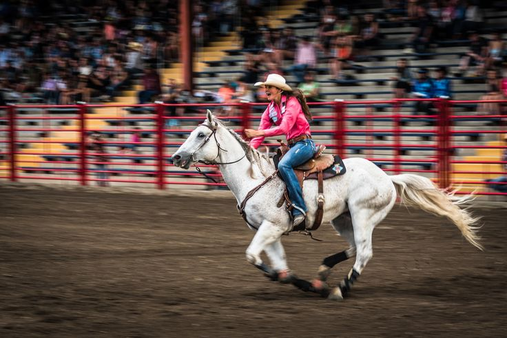 I'm currently editing my photos from the 90th Williams Lake Stampede, after getting a press pass through the local camera club. Here's my gallery so far, clicking on the photo will take you there