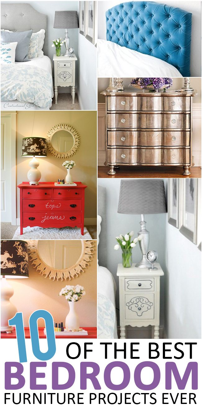 diy home furniture projects. 10 of the best bedroom furniture projects ever diy home