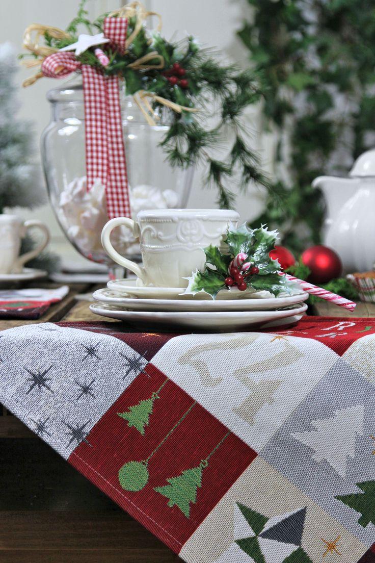 weihnachtstischsets von sander weihnachtsdeko pinterest. Black Bedroom Furniture Sets. Home Design Ideas
