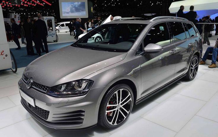 VW Golf GTD Variant (2015)