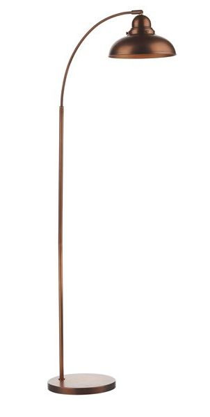 Dynamic Floor Lamp Copper - £109.00 - Hicks and Hicks