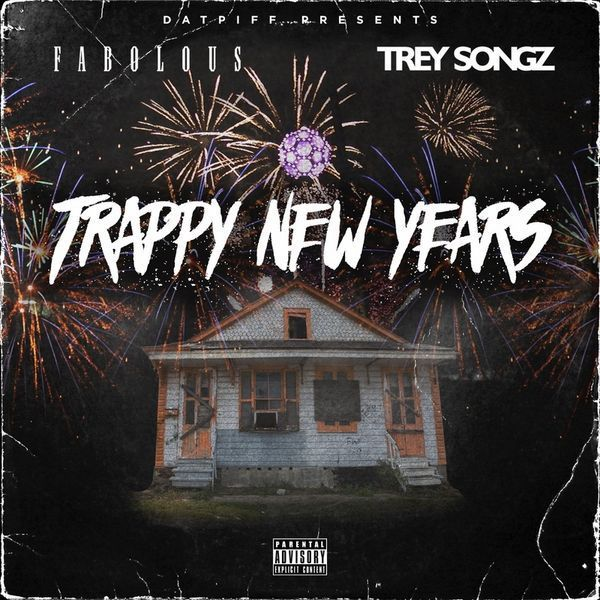 Fabolous and Trey Songz drop the 'Trappy New Years' mixtape - http://www.trillmatic.com/fabolous-and-trey-songz-drop-the-trappy-new-year-mixtape/ - If you were waiting for some new music to bring in the New Year with, veteran rapper Fabolous has linked up with R&B singer Trey Songz for the new collaborative mixtape Trappy New Years. #TrappyNewYears #NYE #NewYears #NewYork #Trillmatic