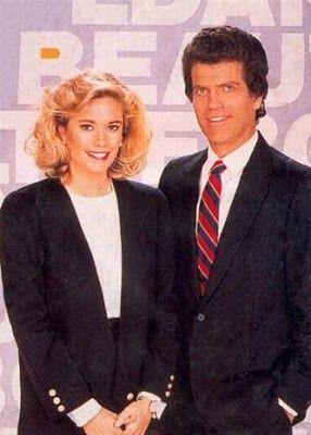 Caroline and her father, Bill Spencer Sr. B&B