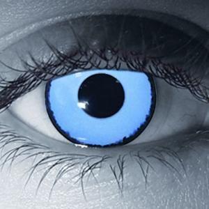 Deathdealer Custom Contact Lenses