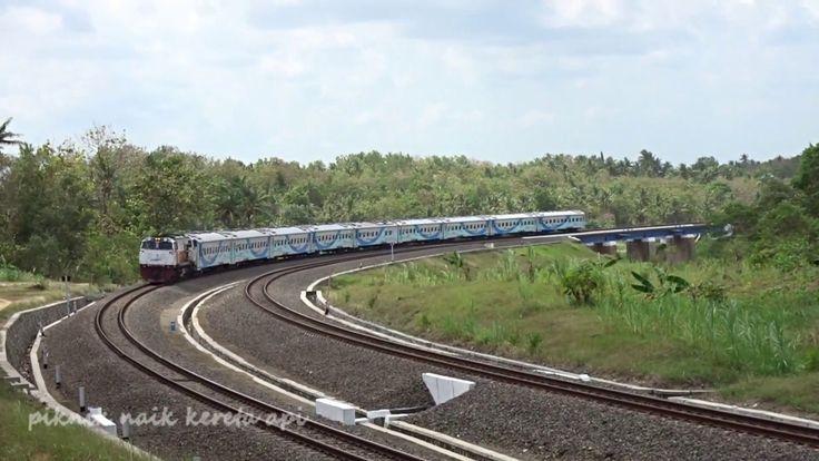 [Short Railway Video] Kereta Api Krakatau #4