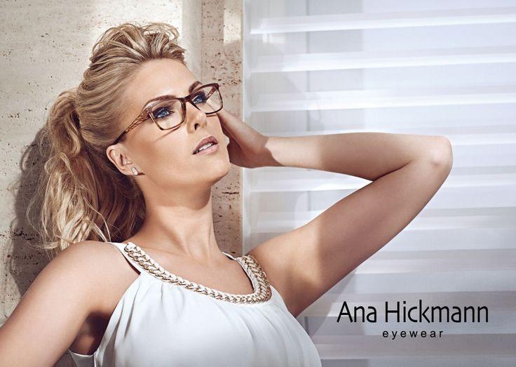 Oprawki plastikowe Ana Hickmann AH6157 H01  #okulary #glasses #eyewear #eyeglasses #oprawki #anahickmann #hickmann