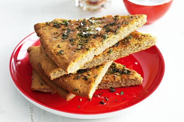 Herb Flat Bread