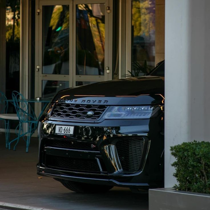 Land Rover Range Rover in 2020 Range rover supercharged