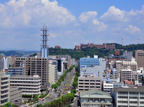NTTドコモ鹿児島ビル
