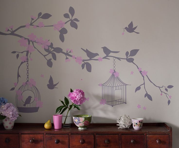 1000 ideas about pink wall stickers on pinterest set of 32 pcs bambi wall stickers nursery decal kids decor