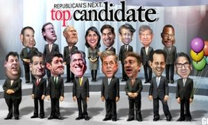 Is there anyone who won't run for the Republican nomination in 2016?