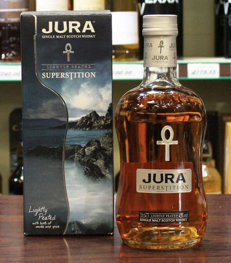 Jura Superstition Whisky - 35cl - Whisky Galore
