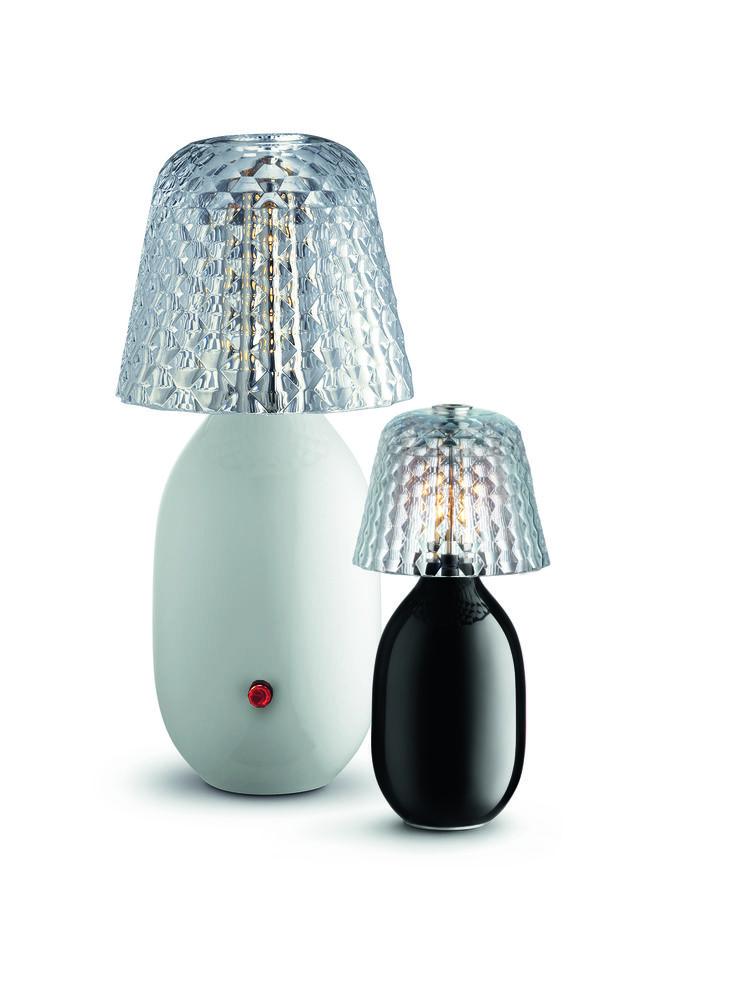 Baccarat – Candy Light. table lamp. Design: Jaime Hayon