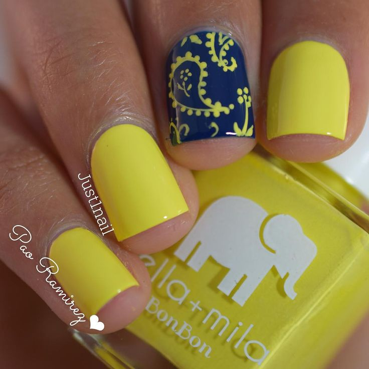 456 best Nail Art: Patterns images on Pinterest | Art designs ...
