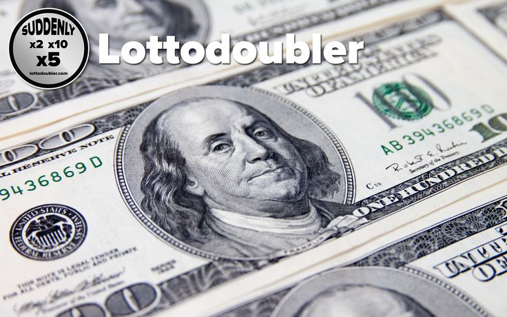 Suddenly.. Benjamin Franklin!  http://lottodoubler.com/suddenly   #suddenly #lottery #lotto #instantlottery #lottodoubler