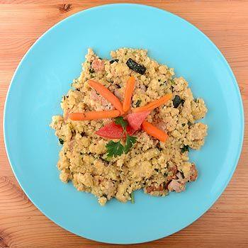 Csirkés köleskása - szuper diétás recept