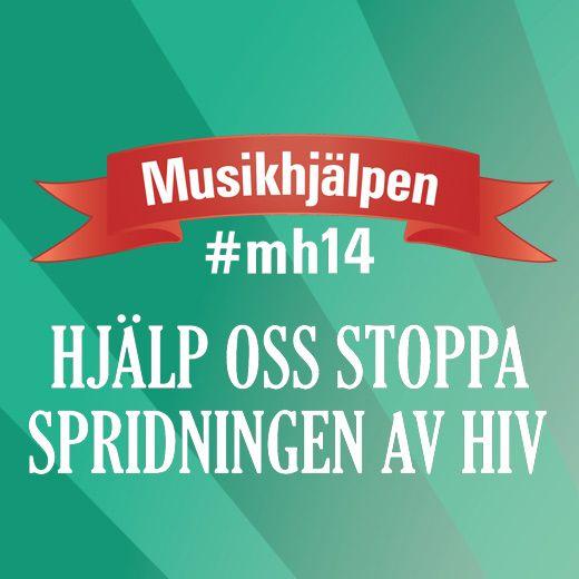 Temat för Musikhjälpen 2014!