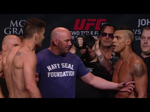 Chris Weidman calls out Vitor Belfort for cheating - YouTube