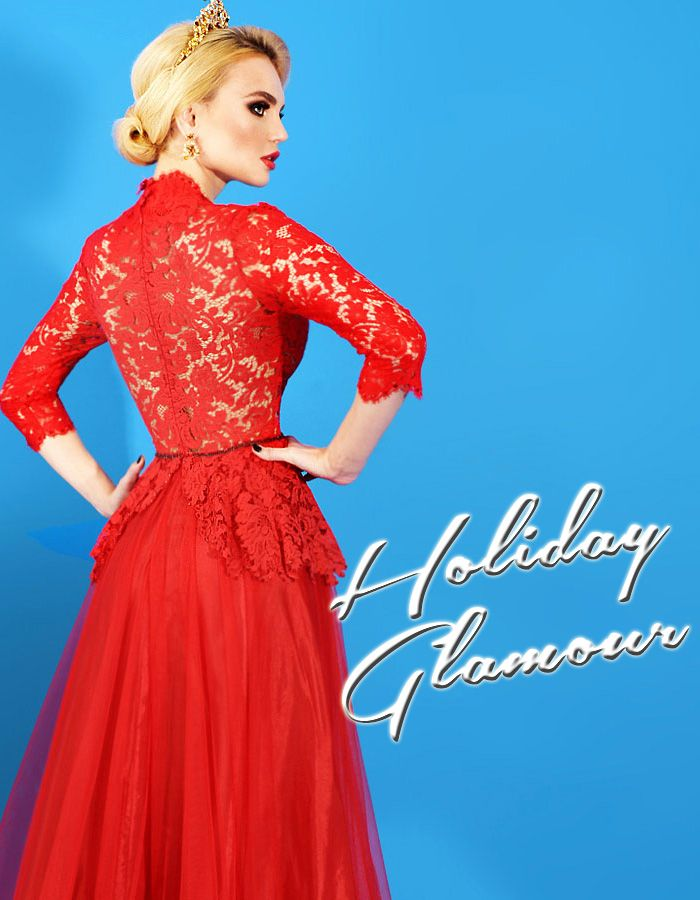 It's time for the most romantic season of them all. Check out our top Christmas dresses