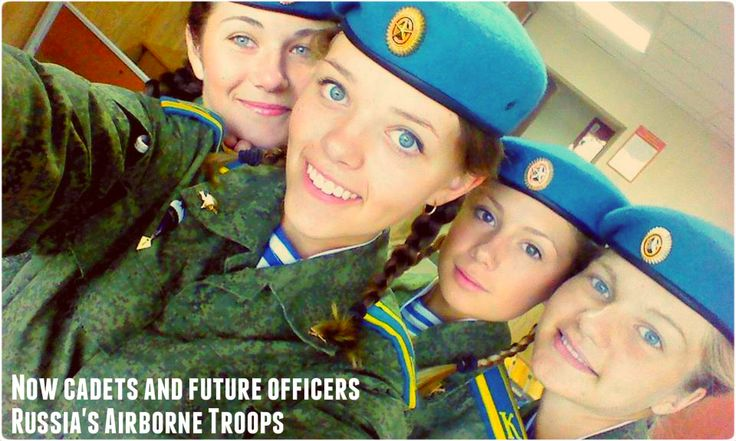 #Airborne #cadets #RussianArmy