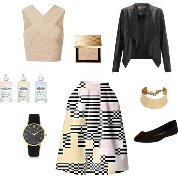 """Stylish elegance"" by mariacolinaperez on Polyvore"