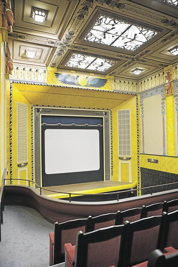 Louxor cinema, Paris