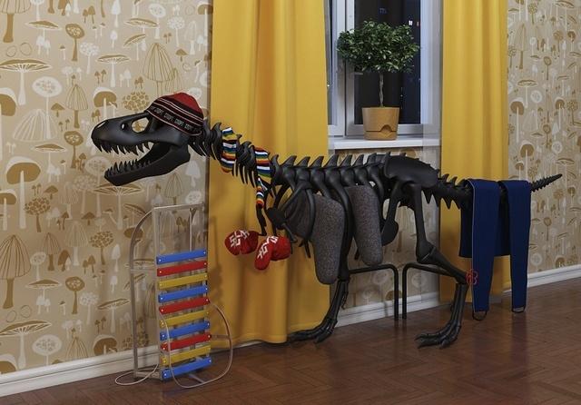Thermosaurus: a dinosaur radiator!