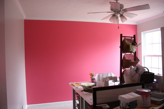 behr watermelon pink home depot color combos painting pinterest