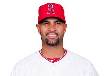 Albert Pujols Stats, News, Pictures, Bio, Videos - Los Angeles Angels - ESPN  Always a Cardinal tome.