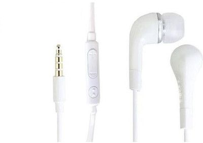 Buy Flashmob C369EU0601 Wired Headset(White) Online at Best Offer Prices @ Rs. 130/- In India.