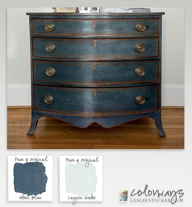 Best 20+ Blue Chalk Paint Ideas On Pinterest