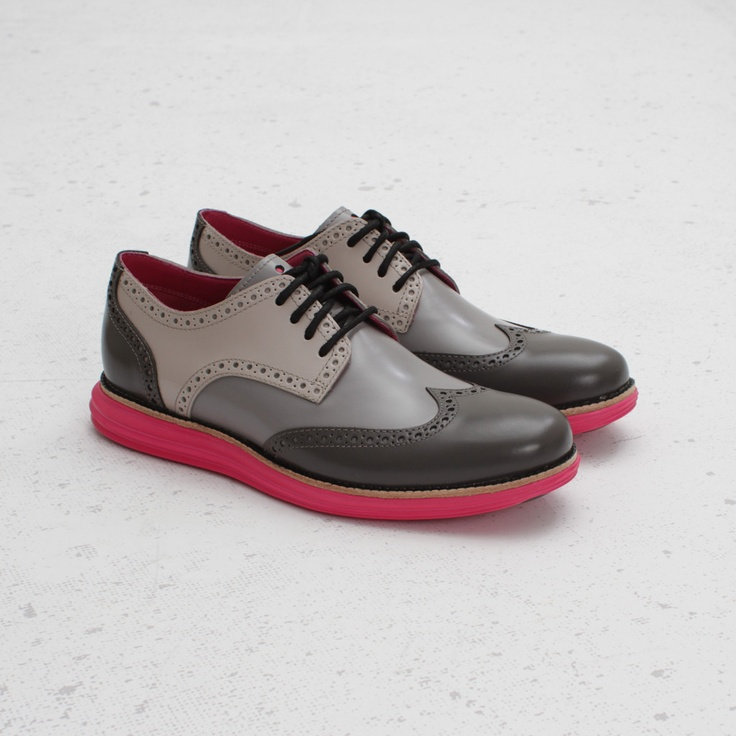 CNCPTS / Cole Haan Lunargrand Wingtip (Grey W/P)