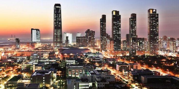 Songdo, Kota Masa Depan Korea Selatan | 04/11/2015 | KOMPAS.com - Songdo adalah sebuah kota dengan rencana induk di pantai barat negara Asia yang mengedepankan pengembangan hijau sebagai salah satu atraksi utama. Pada tahun 2000, daerah ini masih berupa ... http://propertidata.com/berita/songdo-kota-masa-depan-korea-selatan/ #properti