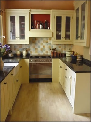 1000 images about small kitchen ideas on pinterest for Small galley kitchen ideas uk