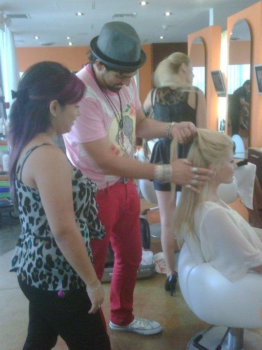 Rocco Salon Miami Beach