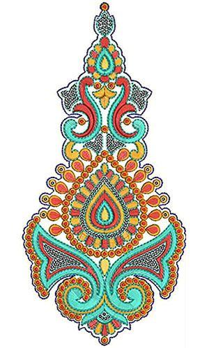 Anarkali Dresses Embroidery Kali Design