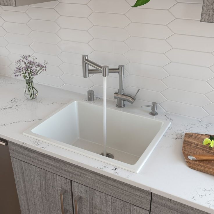 Alfi Brand Undermount Farm Sink Installation Kit