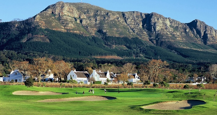 Steenberg Hotel & Golf Course   Constantia, Cape Town, South Africa