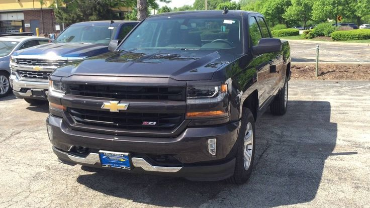 2016 Chevy Silverado for sale at Bill Stasek Chevrolet in Wheeling, IL Our 100 videos in 100 days rolls on, a video a day between Memorial Day and Labor day ...