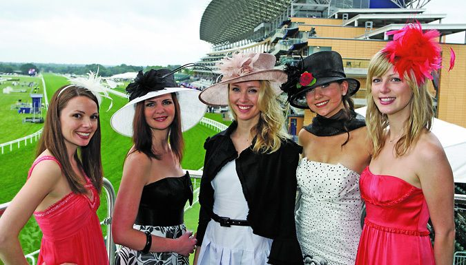 Ladies' Day at Royal Ascot, 21 Jun 2017: Coach Transfers, 1-Night Hotel Stay and Day Ticket For high fashion and high stakes, head to Ladies' Day at Royal Ascot on 21 June 2017      Includes admission to the Silver Ring Enclosure, right at the heart of the horse racing action      Your coach transfer will take you into central London on the first day for city exploring      Over 350 pick-up...