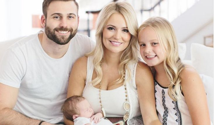 Former Bachelor and Bachelorette contestant Emily Maynard Announces She is Pregnant with #3 in the most adorable way!