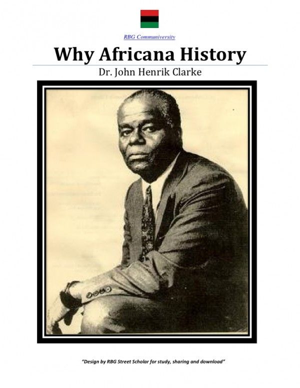 John Henrik Clarke: The Pan-African Scholar Dr. John Henrik Clarke was born Jan. 1, 1915, in Union Springs, Alabama. He was a professor emeritus at Hunter College in New York City. Clarke did not graduate high school and did not have a doctorate degree. In fact, Clarke was an eighth-grade dropout who eventually took courses …