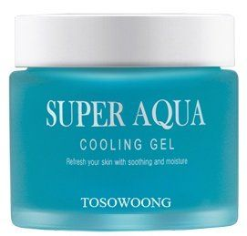KOREAN COSMETICS, TOSOWOONG_ Super Aqua Cooling Gel (80g, moisture cream, cooling effect, and 24 hours moisturizing maintain)[001KR] *** You can find more details by visiting the image link.