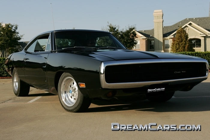 1970 Dodge Charger - My Dream Car.
